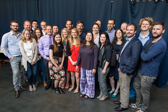 Circo Vino Fam 2016, from our Grand Tasting in New York City! Franz, Fritz, Kelly, Steven, Stefanie, Peter, Louis, Dan, Allison, Lisa, Kent, Constance, Noel, Sariya, Rachel, Jon (hiding in the back), Jessica, Rob, Ingrid, Goose, aka Franz-Josef, Michael, Michael, and Claus! There in spirit, Dipti, Joshua, Shelley, Sattlerhof, Domaine Ciringa, and Emmerich Knoll. Todd and Kelly, you left too early! Photo Credit to the talented, Alexandra Henry at Back Label Merchants