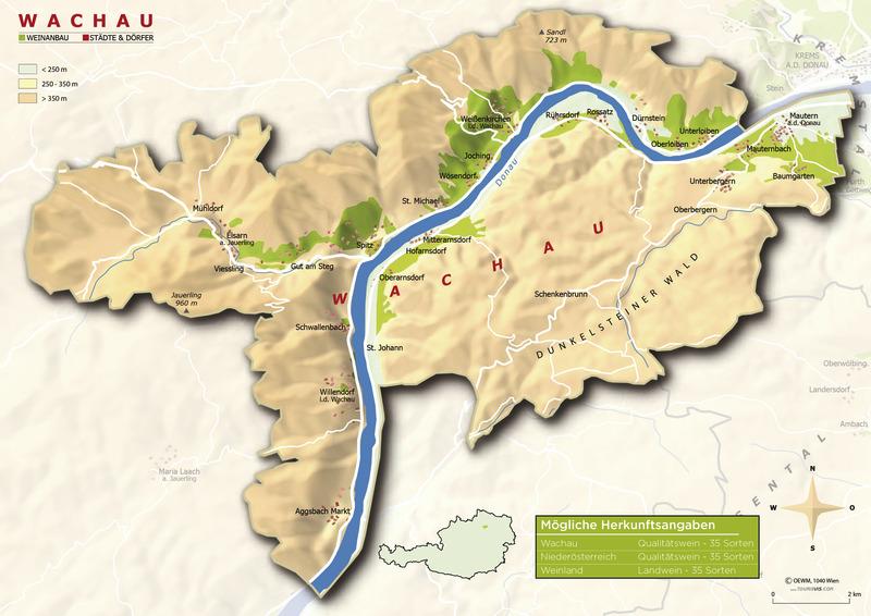 wachau-map