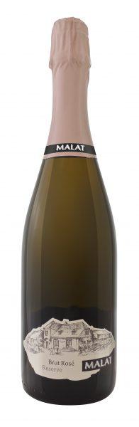 2011 – Brut Rosé Bottle Image