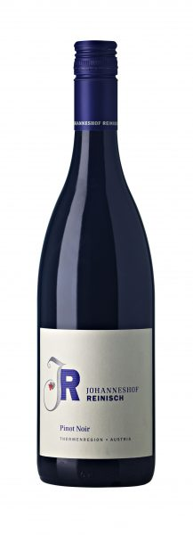 2015 – Pinot Noir Bottle Image
