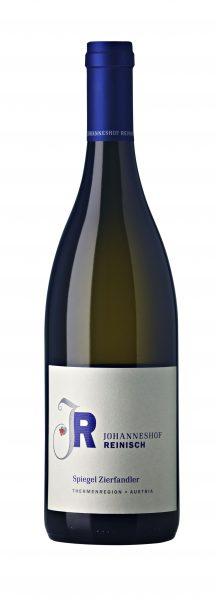 """2013 – Zierfandler """"Spiegel"""" Bottle Image"""
