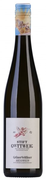 2016 – Grüner Veltliner Messwein Bottle Image