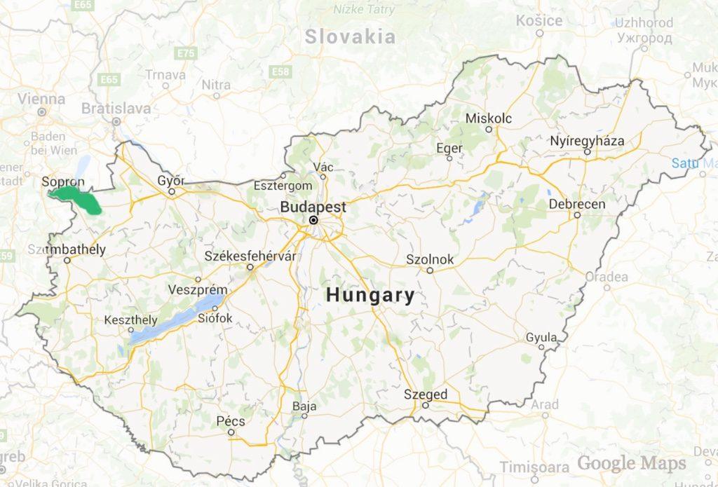 sopron-map