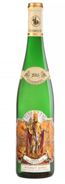 2015 – Loibner Grüner Veltliner Federspiel Bottle Image