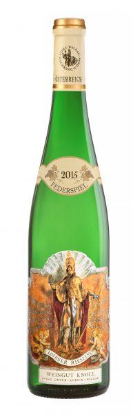2015 – Loibner Riesling Federspiel Bottle Image