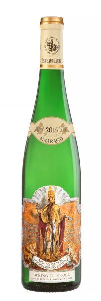 "2015 – Grüner Veltliner ""Loibenberg"" Smaragd Bottle Image"