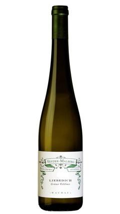 2015 – Grüner Veltliner Liebedich Bottle Image