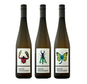 2018 – Crazy Creatures Grüner Veltliner Bottle Image