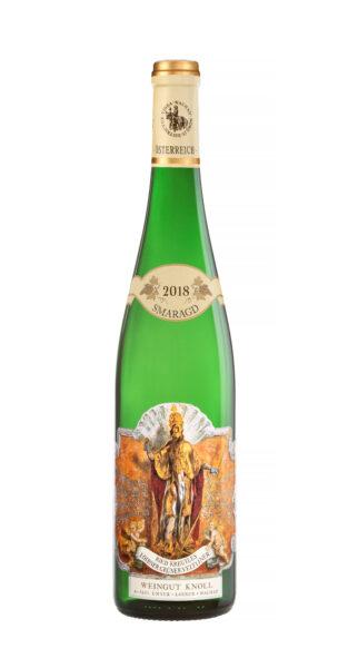 """2018 – Grüner Veltliner """"Kreutles"""" Smaragd Bottle Image"""
