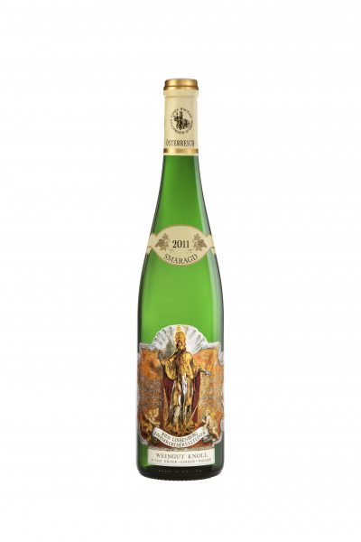 """2011 – Grüner Veltliner """"Kreutles"""" Smaragd Bottle Image"""