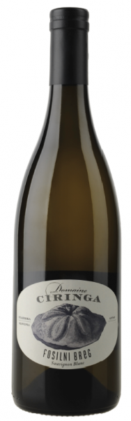 2015 – Sauvignon Blanc Fosilni Breg Bottle Image