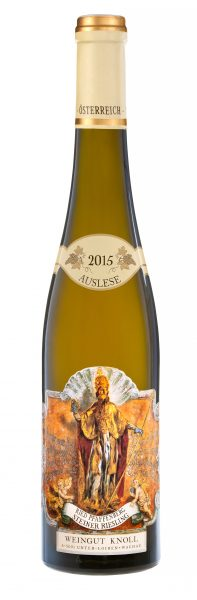 "2015 – Riesling ""Pfaffenberg"" Auslese Bottle Image"