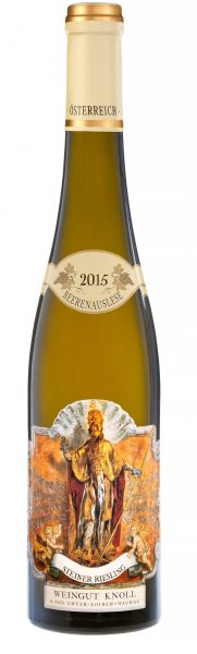 2015 – Riesling Beerenauslese Bottle Image