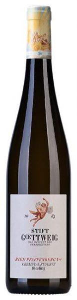 """2016 – Riesling """"Pfaffenberg"""" Erste Lage Reserve Bottle Image"""