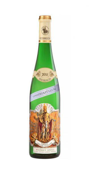 2015 – Grüner Veltliner Vinothekfüllung Smaragd Bottle Image