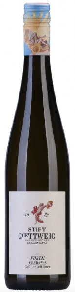 Grüner Veltliner Furth Kremstal DAC Bottle Image