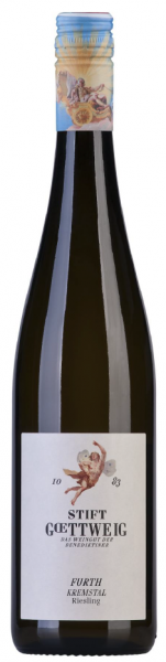 2016 – Riesling Furth Kremstal DAC Bottle Image