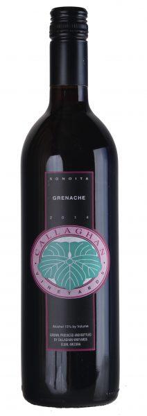 2014 – Grenache Bottle Image