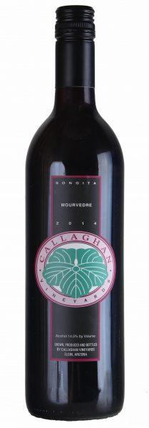 2014 – Mourvedre Bottle Image