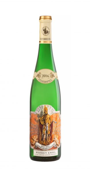 """2016 – Grüner Veltliner """"Trum"""" Federspiel Bottle Image"""