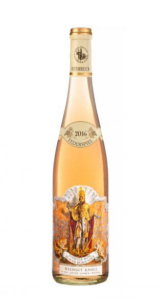 Loibner Blauer Burgunder Rosé Federspiel Bottle Image