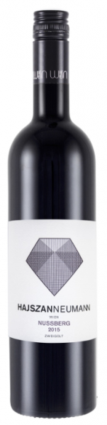 2015 – Zweigelt Nussberg Bottle Image