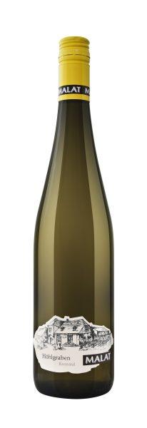 """2014 – Grüner Veltliner """"Höhlgraben"""" Bottle Image"""