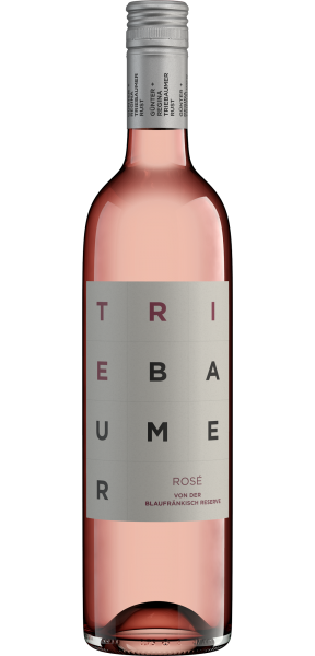2018 – Rosé of Blaufränkisch Bottle Image