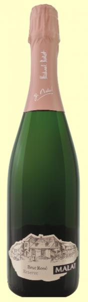 2009 – Brut Rosé Bottle Image