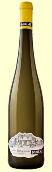 """2015 – Grüner Veltliner """"Höhlgraben"""" Alte Reben Kremstal Reserve Bottle Image"""