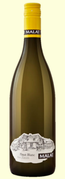 2015 – Pinot Blanc Am Zaum Bottle Image