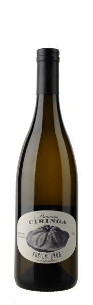 2018 – Sauvignon Blanc Fosilni Breg Bottle Image