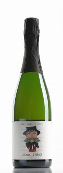 Crémant d'Alsace Bottle Image