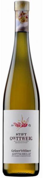 """2012 – Grüner Veltliner """"Gottschelle"""" Erste Lage Reserve Bottle Image"""
