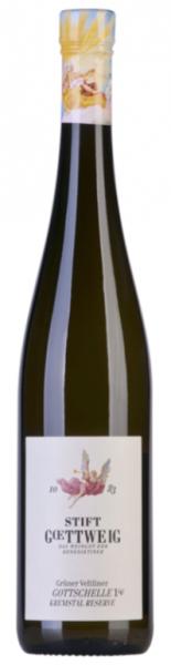 """2013 – Grüner Veltliner """"Gottschelle"""" Erste Lage Reserve Bottle Image"""
