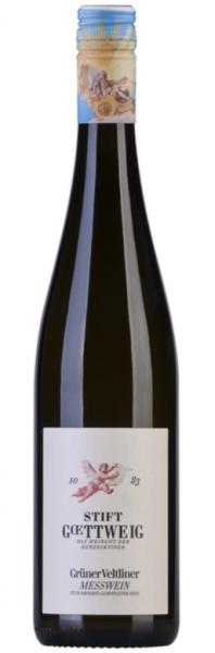 2017 – Grüner Veltliner Messwein Bottle Image
