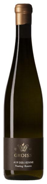 """2016 – Riesling """"Auf der Henne"""" Reserve Bottle Image"""