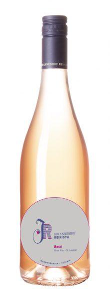 2018 – Rosé Bottle Image