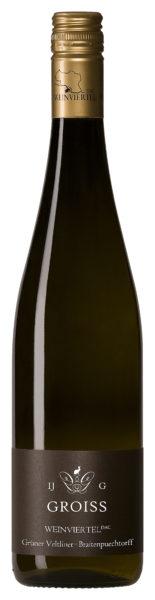 2018 – Grüner Veltliner Braitenpuechtorff Bottle Image