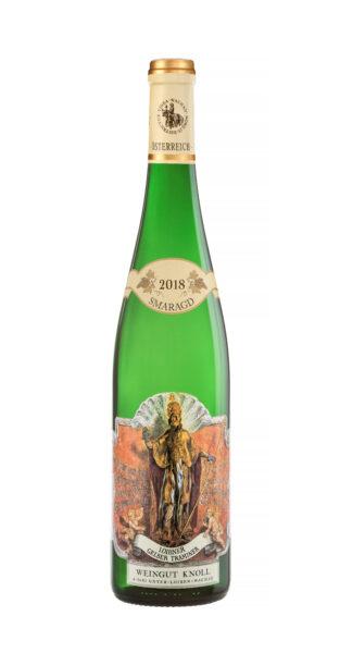 2018 – Traminer Smaragd Bottle Image