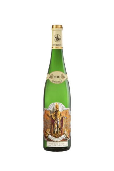 """2009 – Grüner Veltliner """"Schütt"""" Smaragd Bottle Image"""