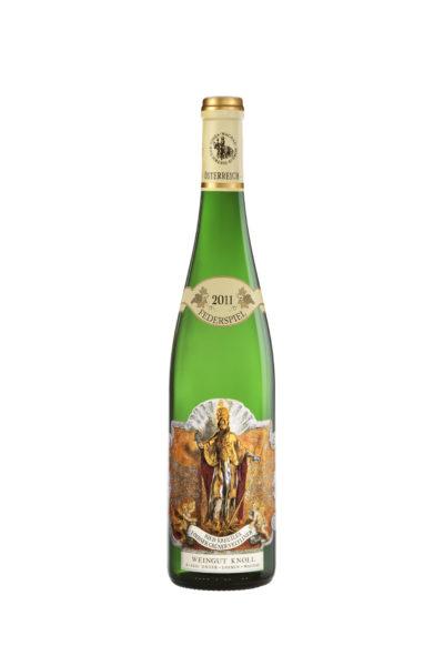"""2011 – Grüner Veltliner """"Kreutles"""" Federspiel Bottle Image"""