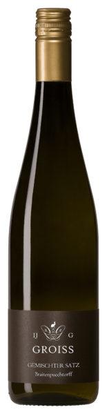 2013 – Gemischter Satz Braitenpuechtorff Bottle Image