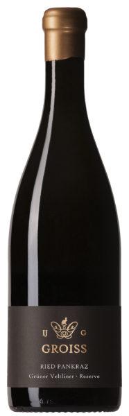 2016 – Grüner Veltliner Pankraz Reserve Bottle Image