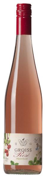 2018 – Rosé Hasenhaide Bottle Image