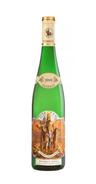 2018 – Chardonnay Loibner Smaragd Bottle Image